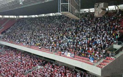 Apesar do vice-campeonato, o Central saiu maior da Arena Pernambuco. Diante de todos