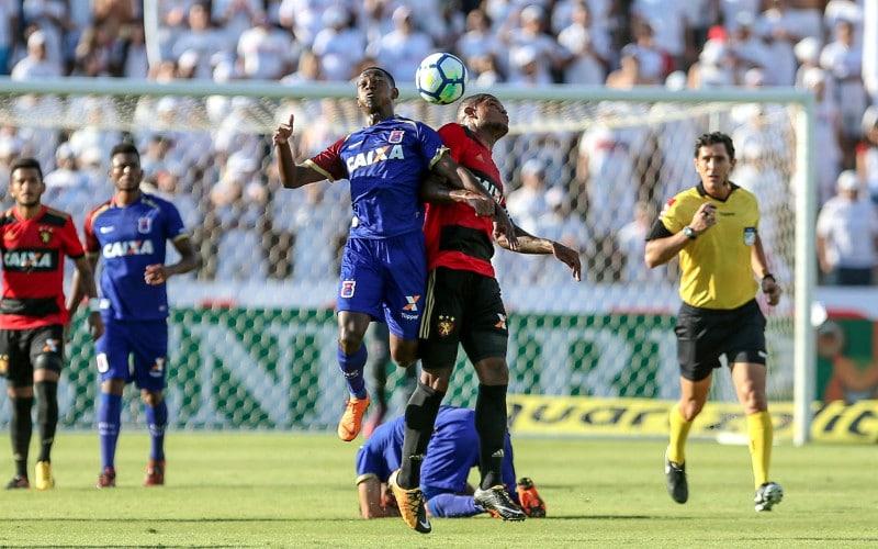 Com 35% de posse em Curitiba, o Sport supera o Paraná e vence 1ª na Série A