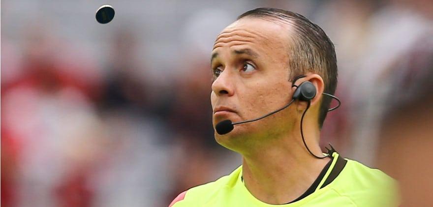 Nielson Nogueira, o árbitro da final do Pernambucano de 2018. Por que?