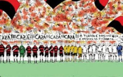 Celebrando 10 anos, a Copa do Brasil do Sport vira história em quadrinhos