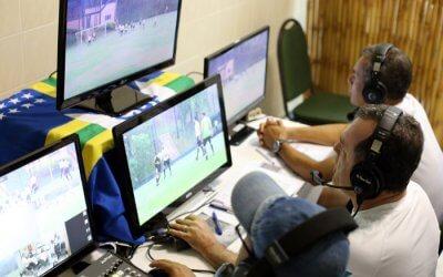 Arbitral do Brasileirão 2019 confirma o árbitro de vídeo. Em 380 partidas