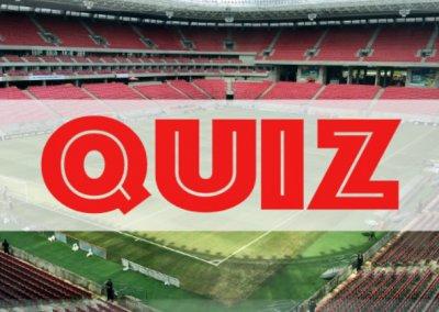 Quiz sobre os cinco anos da Arena Pernambuco, entre gols e política