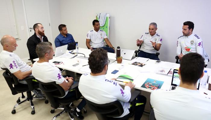 A análise de desempenho de Avaí, Grêmio e Sport a serviço de Tite