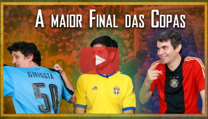Escolhe ou Morre – A maior final da história da Copa do Mundo (1930/2014)