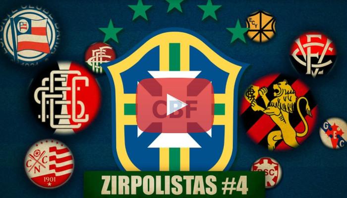 Zirpolistas 4 – Os atletas convocados para a Seleção em clubes do Nordeste