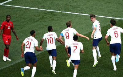 Inglaterra goleia o Panamá, com hat-trick de Kane. O novo artilheiro