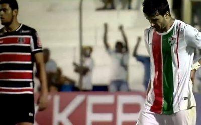 No Sertão, o Santa Cruz empata sem gols com o Salgueiro e segue no G4