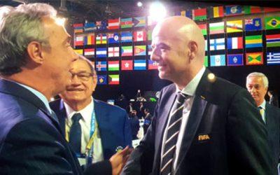 CBF quebra acordo das Américas e vota no Marrocos pra 2026. Não foi Evandro