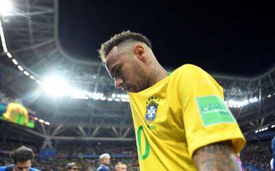 Brasil perde da Bélgica e jejum de títulos mundiais chegará a 20 anos