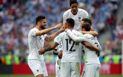 França chega à semifinal eliminando outro sul-americano. Agora, o Uruguai