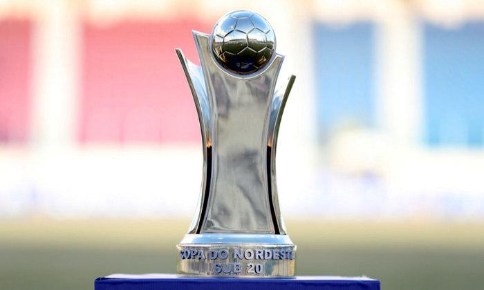 Copa do Nordeste com três divisões de base em 2018: Sub 15, Sub 17 e Sub 20