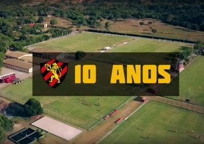 CT do Sport completa 10 anos, com R$ 21 mi em obras e 3 vendas milionárias