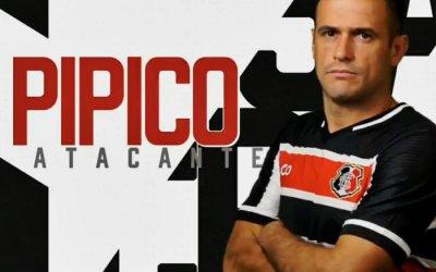 Após silêncio, Santa começa trabalho para 2019 com a renovação de Pipico