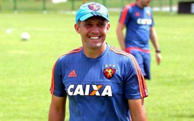 Após 3 anos, Eduardo Baptista volta ao Sport. Chance de recomeço para ambos