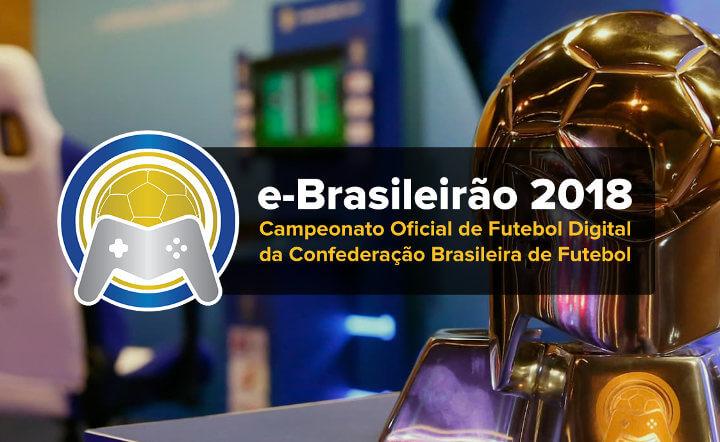 Seletivas do E-Brasileirão de PES 2019 para Sport, Bahia, Vitória e Ceará