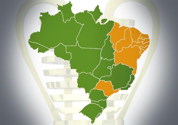 A Copa do Nordeste de 2019 será lançada oficialmente em… São Paulo