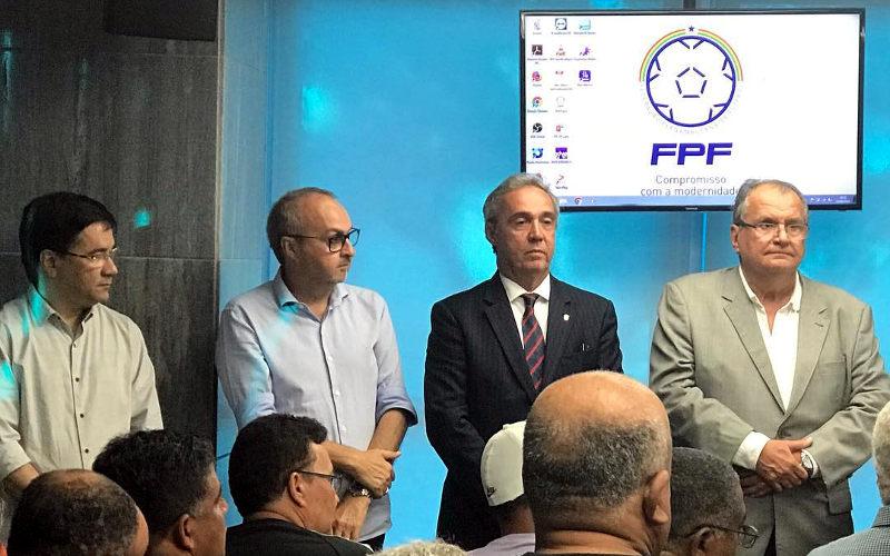 Entrevista | O foco de Evandro para o mandato na FPF de 2019 a 2022