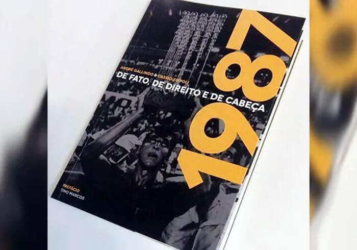 """Sobre o livro """"1987: De fato, de direito e de cabeça"""", resenhas e lembranças"""