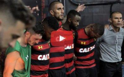 Vídeo | Os bastidores de Sport 2 x 1 Internacional, pelo Brasileirão 2018