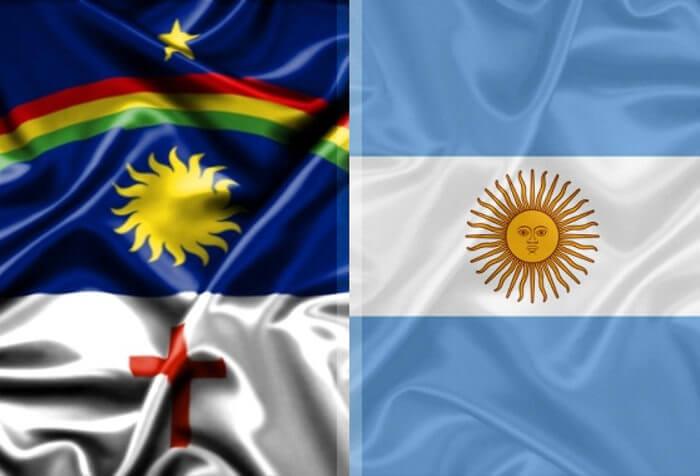 Pernambuco x Argentina, do 1º duelo internacional às copas da Conmebol