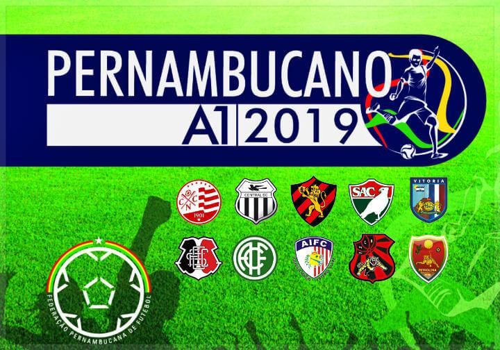 Resultado de imagem para campeonato pernambucano 2019