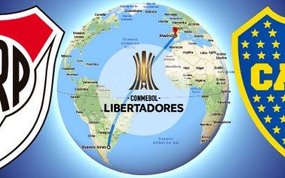Análise | A final da Libertadores na Espanha, o país que colonizou a América