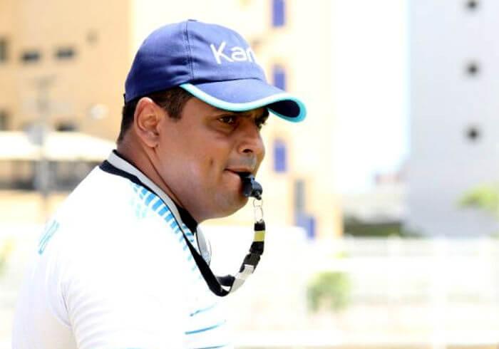 Leston Júnior, o técnico do Santa Cruz para a temporada 2019. Novo recomeço