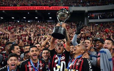 Campeão da Sula, o Atlético-PR é o 13º brasileiro com título internacional