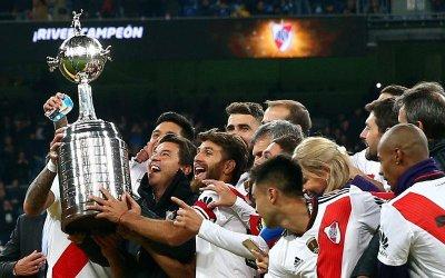 River vence o Boca de virada e chega ao tetra na Libertadores. Em Madrid