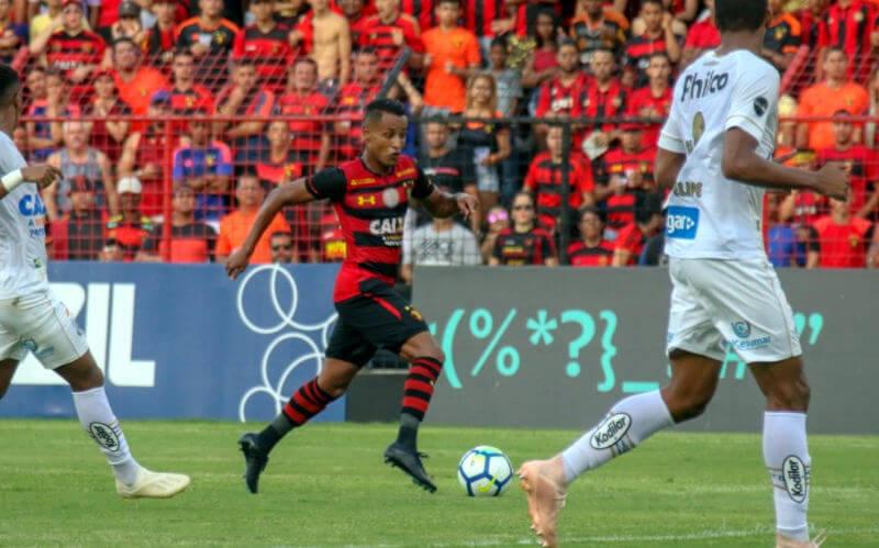 Sport vence o Santos, mas não adianta e o leão cai pela 5ª vez em 30 anos