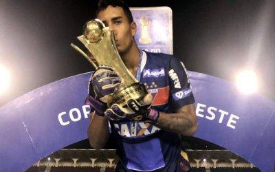 Fortaleza vence o Bahia nos pênaltis e leva a Copa do Nordeste Sub 20 de 2018