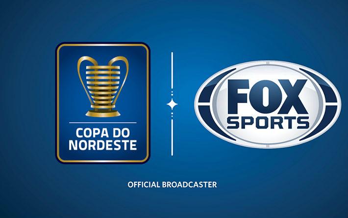 Copa do Nordeste garante exibição na TV fechada. Canal  Fox Sports ... c320c3efd0c7d