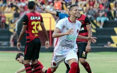 Com muitos erros, o Sport perde do Flamengo de Arcoverde após 22 anos