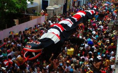 Carnaval do Santa Cruz – Inspiração do frevo de Capiba ao manguebeat de Chico