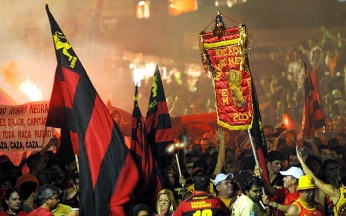 Carnaval do Sport – O rubro-negro espalhado no estado em blocos espontâneos