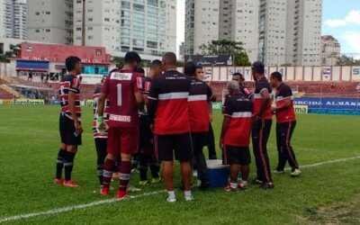 Copa SP | Santa Cruz cai na primeira fase com 3 derrotas em 3 partidas