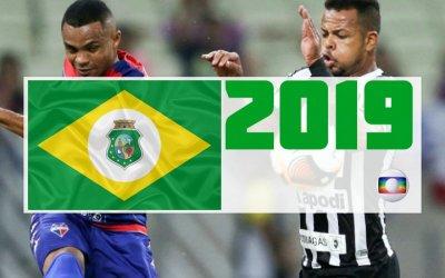 Cotas dos Estaduais – Cearense 2019 com 2 times na Série A. Valorizou?