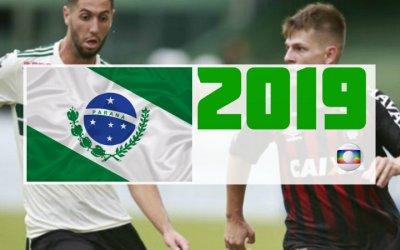 Cotas dos Estaduais – Paranaense 2019 com a volta do Atletiba à TV aberta