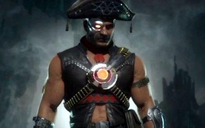 """Game   Personagem de Mortal Kombat 11 ganha skin de """"Cangaceiro"""""""