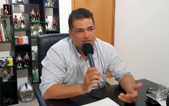 Podcast   Entrevista com o presidente do Náutico, Edno Melo. Título, Aflitos, receita…