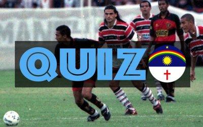 Quiz sobre o Campeonato Pernambucano