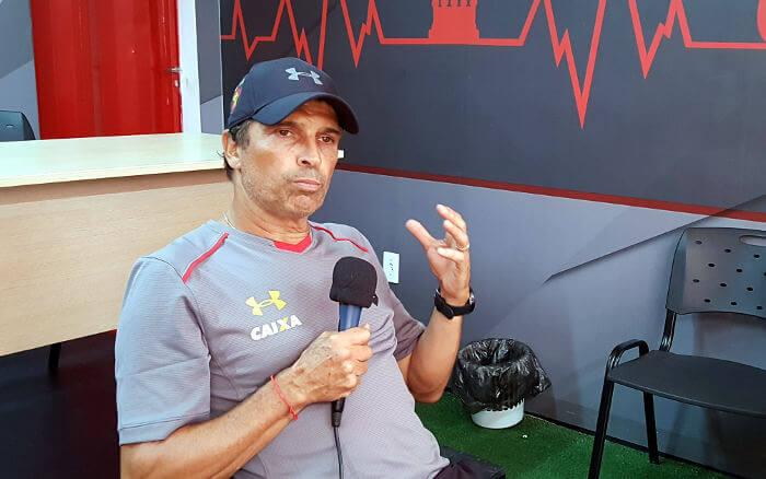 Podcast | Entrevista com o técnico do Sport, Milton Cruz. Remontagem…