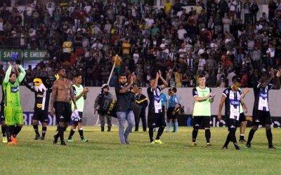 Sob aplausos, Central empata com o Ceará, mas sai da Copa do Brasil