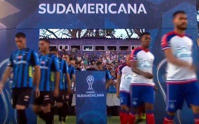 Ao vivo   Transmissão de Liverpool x Bahia, pela Sul-Americana, via Youtube