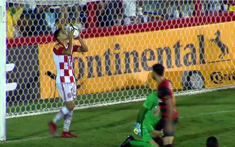 Sport é goleado pelo Tombense e cai na 1ª fase da Copa do Brasil pela 4ª vez