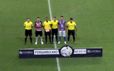 Ao vivo | Transmissão de Vitória x Santa Cruz, pelo Estadual, via FPF TV