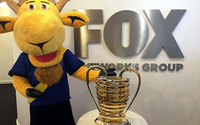 As transmissões da Fox Sports na Copa do Nordeste de 2019. Uma por rodada