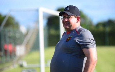 Com Guto Ferreira, Sport consegue troca surpreendente no comando técnico