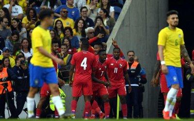 No 1º jogo em 2019, Brasil empata com o Panamá, lanterna do Mundial 2018