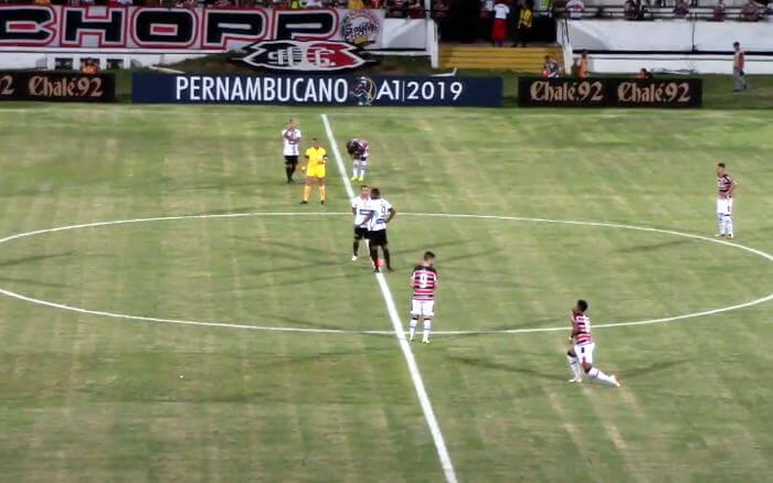 Ao vivo | Transmissão de Santa Cruz x Central, pelo Estadual, via FPF TV